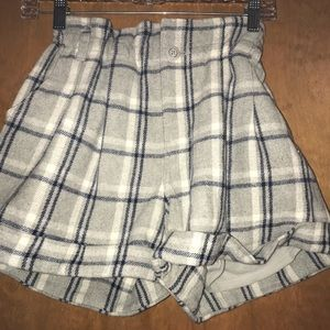 Pants - warm fluffy shorts
